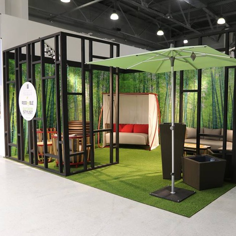 Фото: Outdoorstylist на HouseHold Expo-2018!